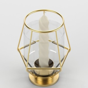Decor Candles And Candle Holder (3)