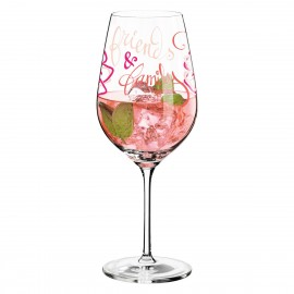 Aperitif Glass family and friends