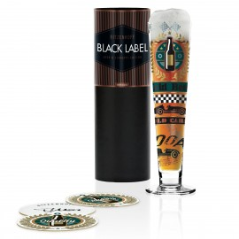 Black Label Beer Glass MARUTSCHE