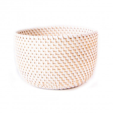 Decor Rattan Bowl Boxes And Baskets