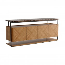 Dining Room Boat Sideboard